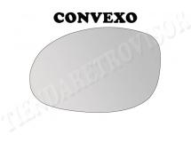CHRYSLER PT CRUISER 2000- CONVEXO