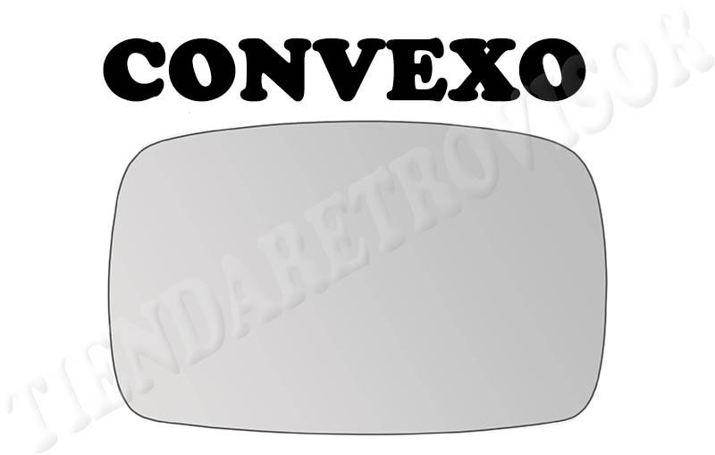 CRISTAL-RETROVISOR-FORD-ESCORT-1994-CONVEXO