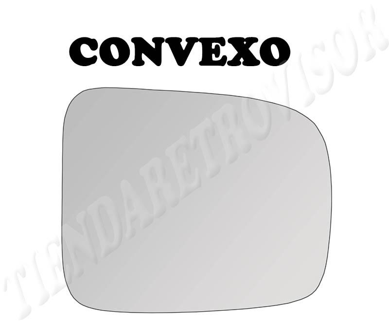 CRISTAL-RETROVISOR-MAZDA-MPV-1989-1999-CONVEXO