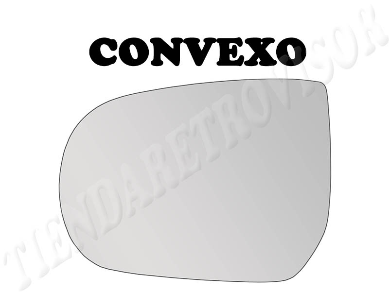 CRISTAL-RETROVISOR-MAZDA-MPV-2000-2006-CONVEXO